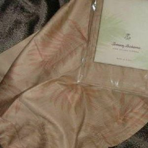 Tommy Bahama Island Etching Bedskirt NWT